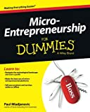 img - for Micro-Entrepreneurship For Dummies book / textbook / text book
