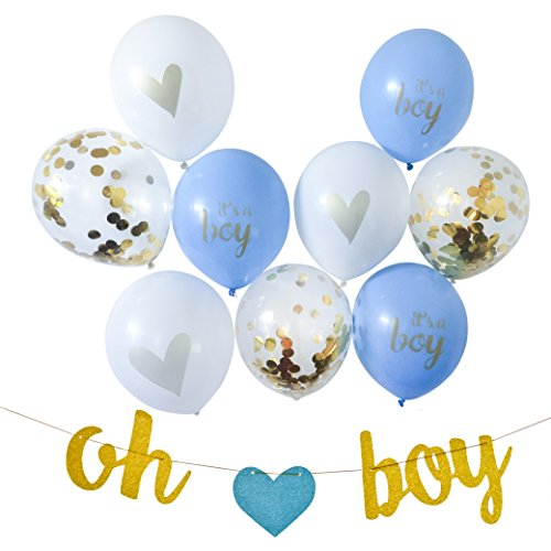 Baby Shower Decorations Gender Reveal Party Favors Boy Or Girl Decor