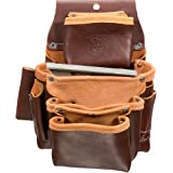 Occidental Leather 5062LH 4 Pouch Pro Fastener Bag, Left Handed