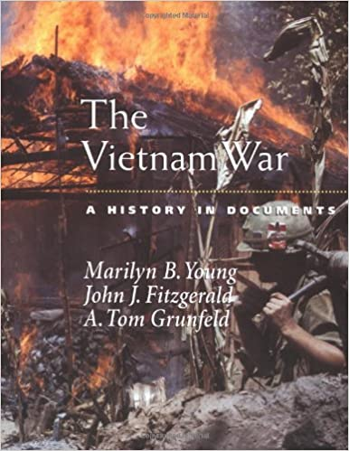 Amazon the vietnam war a history in documents pages from the vietnam war a history in documents pages from history 1st edition fandeluxe Images