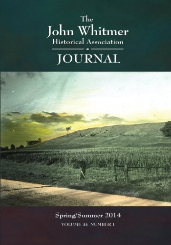The John Whitmer Historical Association Journal, Vol. 34, No. 1 (Volume 34) pdf