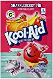 Kool-Aid Unsweetened Energy Drink, Sharkleberry Fin, .16 Ounce (Pack of 192)