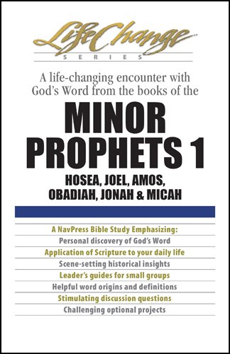 Minor Prophets 1 (LifeChange)
