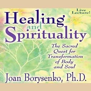 Healing and Spirituality Speech