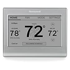 honeywell lyric t5 wi fi thermostat manual