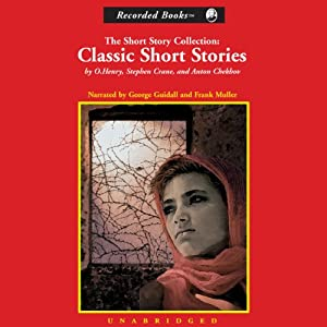 The Short Story Collection Audiobook