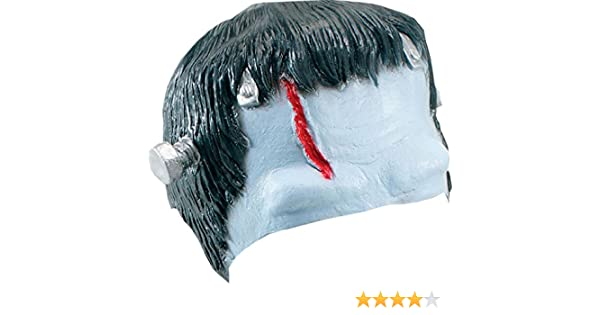 FRANKENSTEIN HEAD PIECE HALLOWEEN MONSTER FANCY DRESS (peluca): Amazon.es: Juguetes y juegos