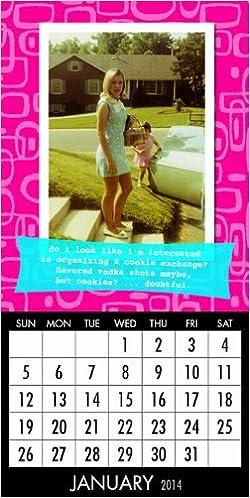 2014 MikWright Magnet Calendar