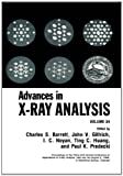 Advances in X-Ray Analysis, , 1461366674