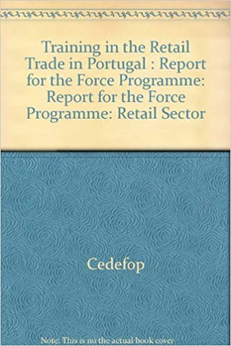 Vapaa kirjan lataus mp3-levylle Training in the Retail Trade in Portugal: Report for the Force Programme (Retail Sector) PDF