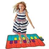 QXMEI Piano Dance Mat Children's Music Game Mat Fitness Mat Parent-Child Interactive Toys