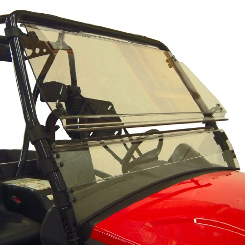 (Kolpin Full-Tilt Windshield for Prowler Round Tube - 2455)