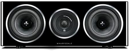 Wharfedale D11 - Difusor Central, Negro