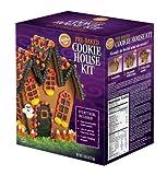 Wilton Halloween Pre- Baked Cookie House Kit