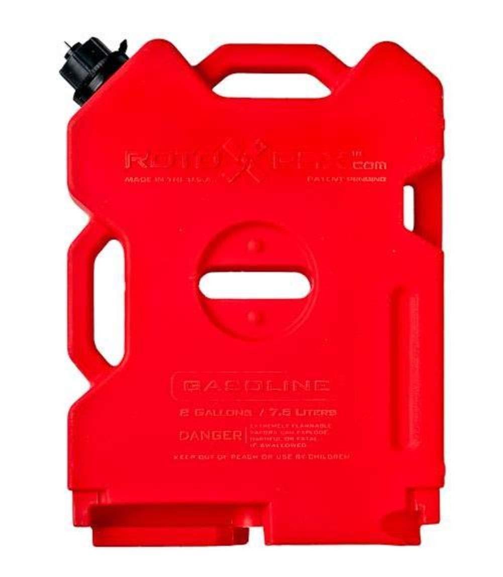 RotopaX RX-1.75G Gasoline Pack 1.75 Gallon Capacity
