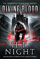 Divine Blood (Immortal Warriors Book 16)