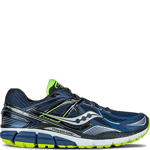 Saucony Men's Echelon 5 Road Running Shoe – DiZiSports Store