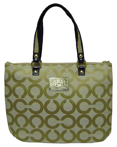 f7560757ec6 Amazon.com: Coach Poppy Pop Art Signature C Glam Applique Tote Bag Handbag  Khaki Multi Style 15307: Shoes