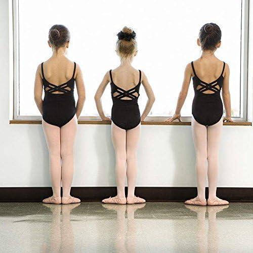 Girls Ballet Dance Tights Ultra-Soft Toddler Ballet Tights for Women