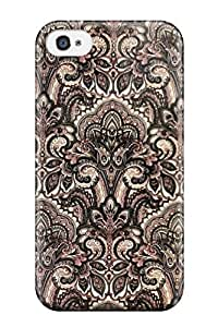 Fashion XevTAIn52XRSla Case Cover For Iphone 4/4s(awesome Vintage Texture)