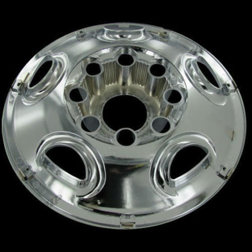 Chevy Chrome Tire Wheel Skin Rim Covers 8 Lug Hub Caps 16'' Set Of 4 - House Deals by House Deals (Image #3)