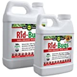 RiD Bugs Organic Insecticide, 1 Quart