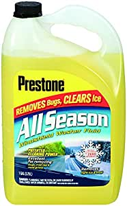 Amazon Com Prestone As259 All Season Windshield Washer