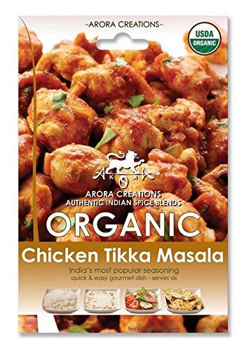 Arora Creations Chicken Tikka Masala Spice Blend, 0.9-Ounce (Pack of 12) ()
