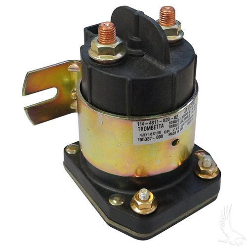 RHOX Yamaha G29 Drive Golf Cart 48 Volt Electric Solenoid (2007-2013)