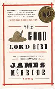 good lord bird book review