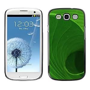 Paccase / SLIM PC / Aliminium Casa Carcasa Funda Case Cover - Plant Nature Forrest Flower 71 - Samsung Galaxy S3 I9300