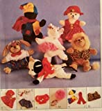 McCall's Craft Pattern 9553. Clothing & Accessories for Bambini or Beanie Babies by McCall's