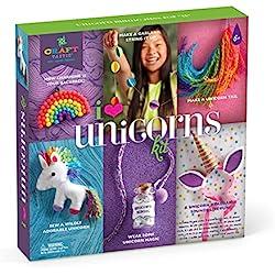 Ann Williams Group I Love Unicorns Craft Kit