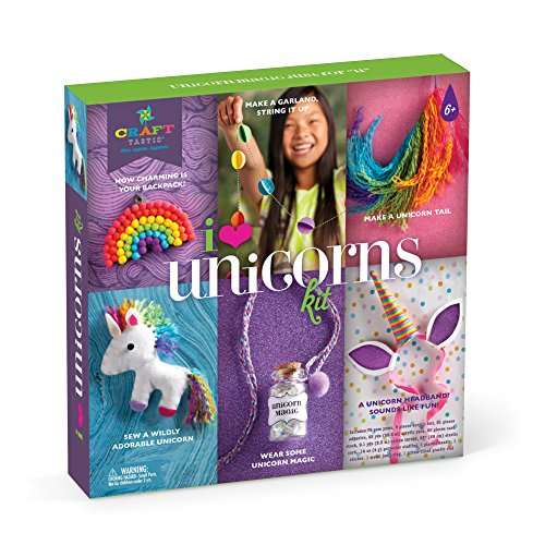 I Love Unicorns Craft Kit