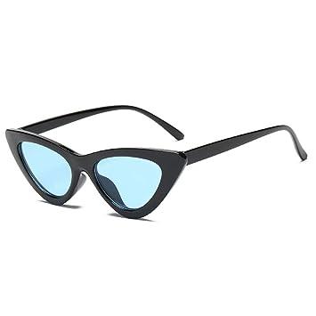TTPLOMJ Gafas de Sol Ojo de Gato Gafas de Sol Sexy Señora ...