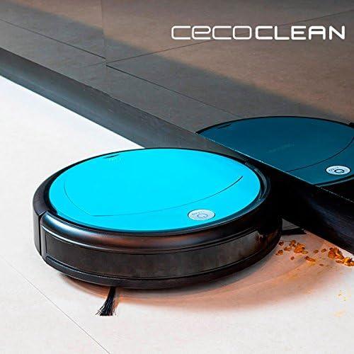 Robot Aspirador Inteligente cecoclean Slim 5039: Amazon.es: Hogar