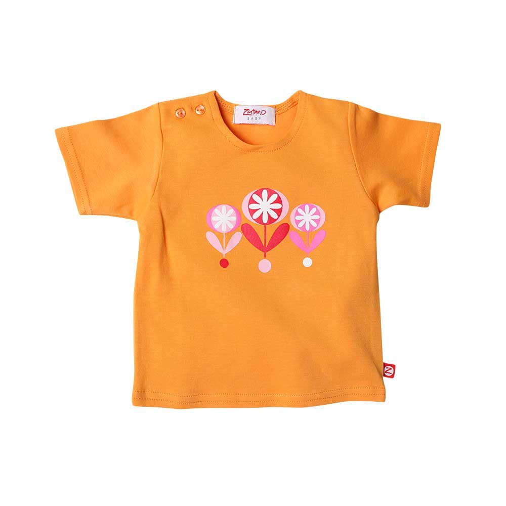 Zutano Short Sleeve T Shirt