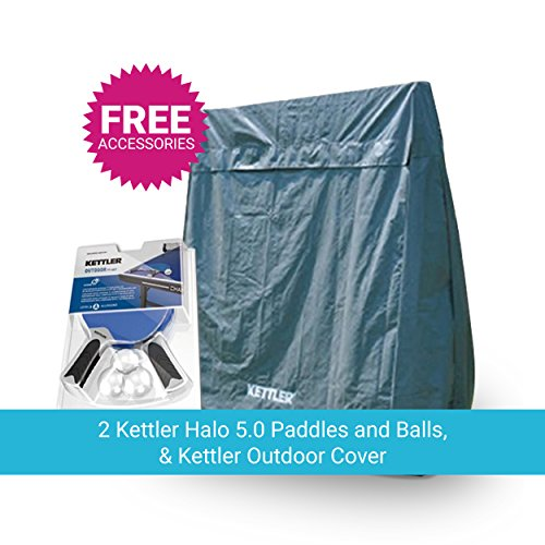 Kettler Outdoor Table Tennis Table - Axos 1 with Outdoor Accessory Bundle by Kettler (Image #6)