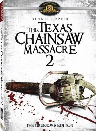 DVD : The Texas Chainsaw Massacre 2: Gruesome Edition [WS] [Sensormatic] (Widescreen, Sensormatic, Faceplate)