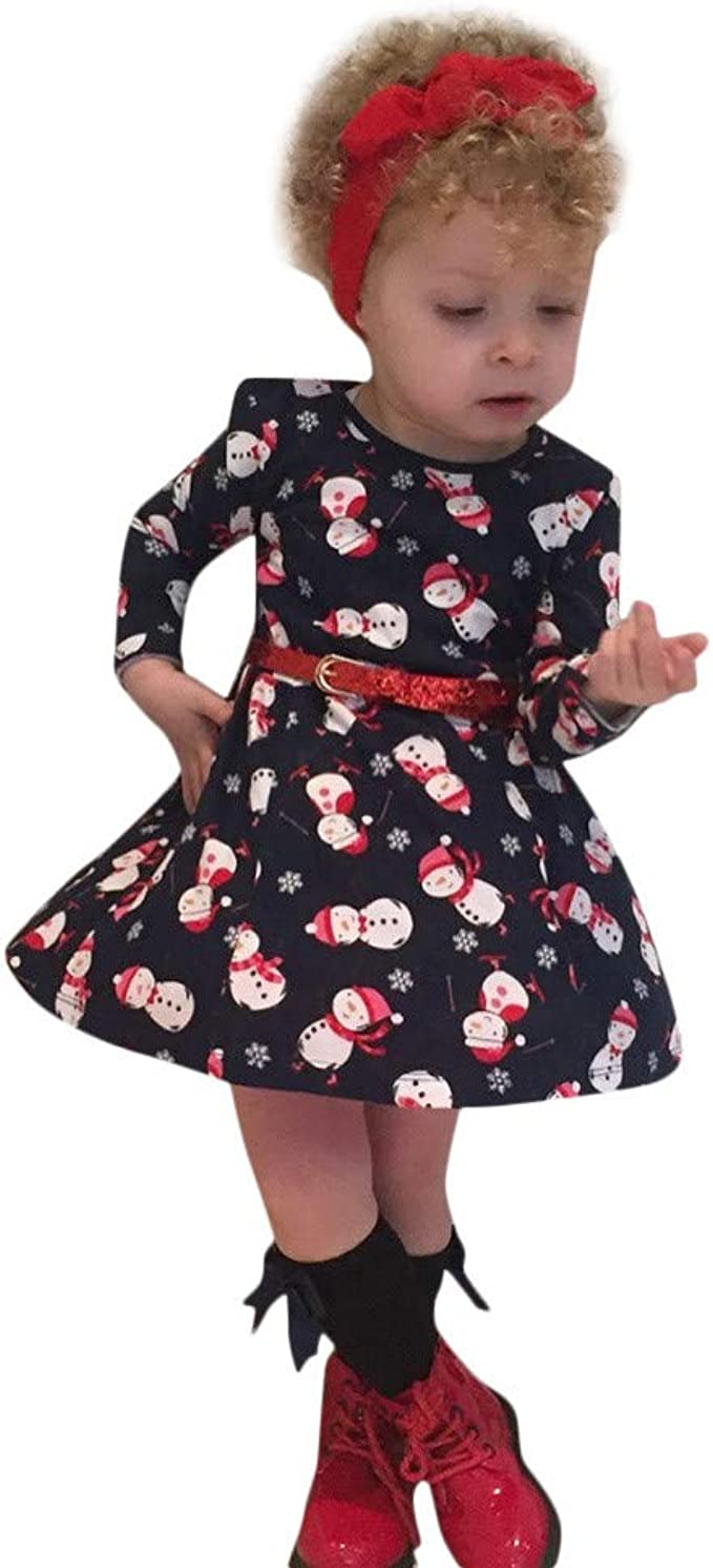 Vestiti Eleganti Neonata.Abito Bambina Natale Neonata Vestito Bambini Eleganti Bambino