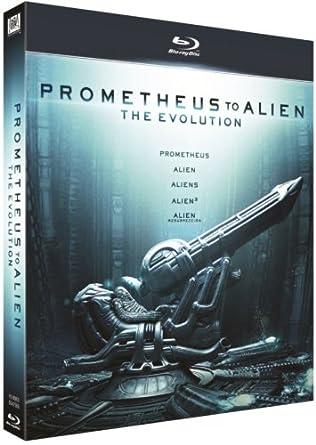 Cololeccion - Evolution: Prometheus To Alien - Blu-Ray Blu-ray ...