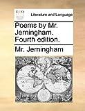 Poems by Mr Jerningham, Jerningham, 117011945X