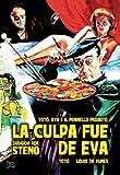 La Culpa Fue De Eva [DVD]