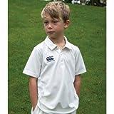 Canterbury Childrens/Kids Short Sleeve Cricket Shirt