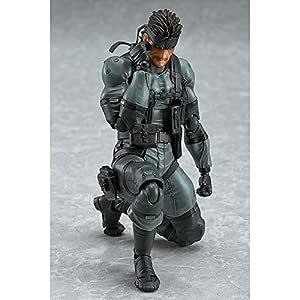 Metal Gear Solid Figura Model Estatua Boxed Juguetes 15cm ...