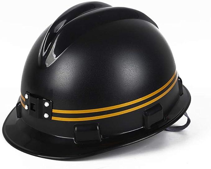 Silver Toned Textured Mining Helmet Magnet