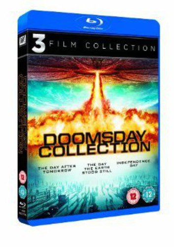 Blu-ray : Doomsday Collection (day The Earth Stood Still (Blu-ray)