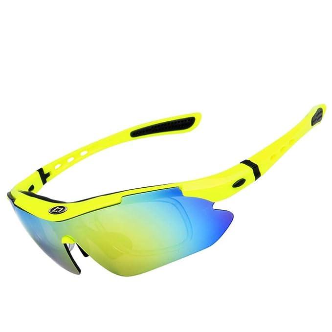 SXG-eyewear Gafas de montar gafas de sol polarizadas gafas a ...