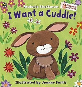 book cover of I Want A Cuddle