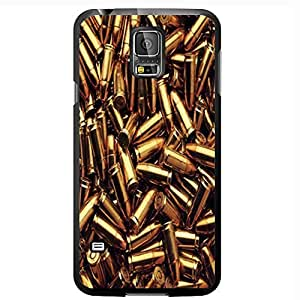 Loose Gold Bullets Hard Snap on Phone Case (Galaxy s5 V)